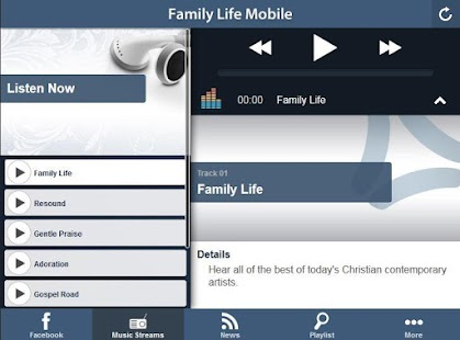Family Life Mobile- screenshot thumbnail