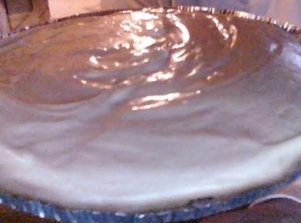 Peanut Butter Pie (presidents Pie)