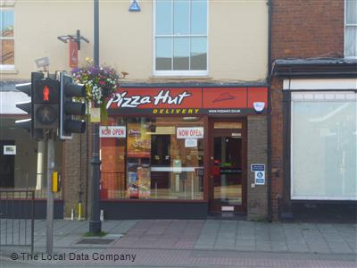 Pizza Hut Delivery On Stratford Road Pizza Takeaway In