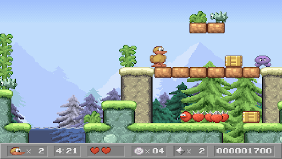 Charlie the Duck- screenshot thumbnail