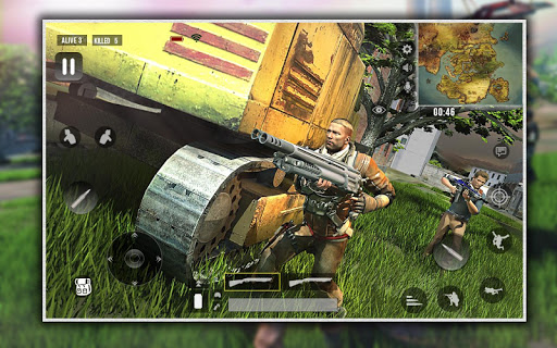 Royale Fort : Nite Mission War Battle Survival 1.1 screenshots 10