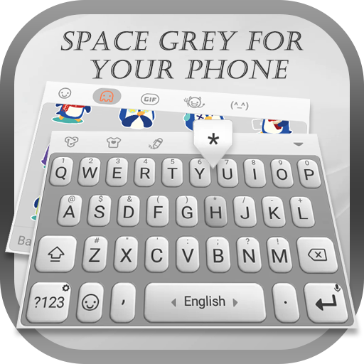 Space Grey For Your Phone - Specially Designed!!!