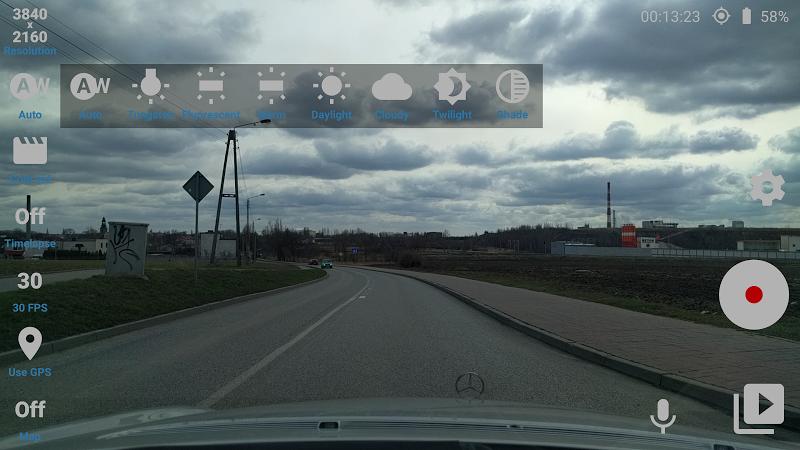 Car Camera Screenshot 2