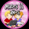Matemáticas 11 años icon