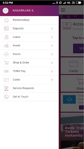 YONO SBI: The Mobile Banking and Lifestyle App!  screenshots 2