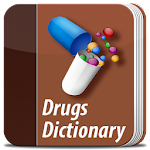 Drugs Dictionary Offline Icon