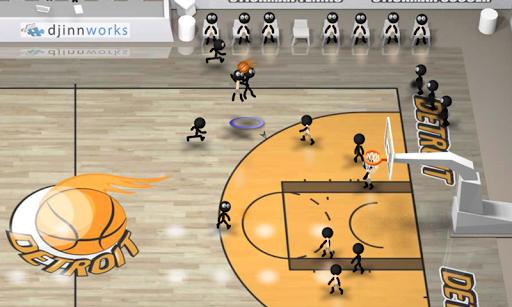 Stickman Basketball screenshot 8