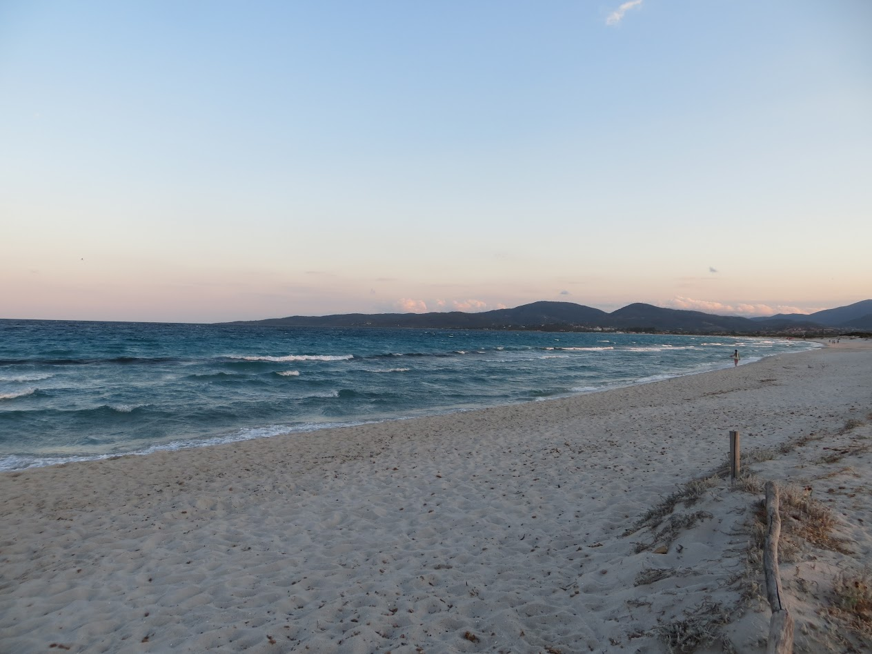 Когда пляж опустел