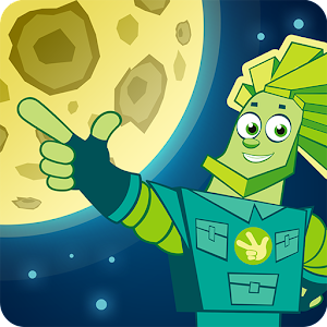 The Fixies: Moon adventures for PC and MAC