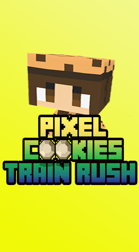 Pixel Cookies Train Rush