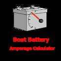 Boat Battery Amps Calculator icon