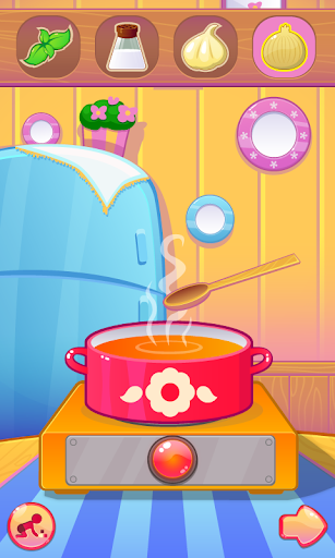 My Baby Food - Cooking Game  screenshots 5