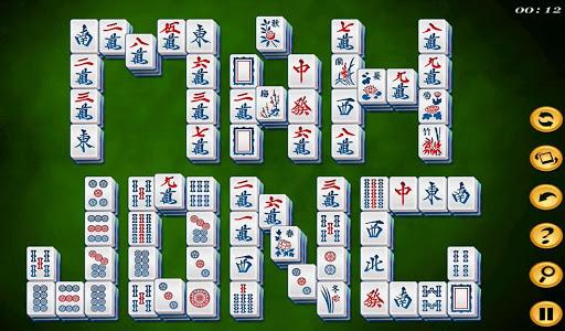 Mahjong Deluxe Free apkpoly screenshots 2
