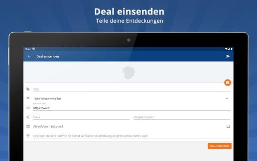 DealDoktor » Schnäppchen, Kostenloses, Gutscheine 5.5.5 screenshots 15