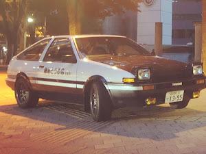 スプリンタートレノ AE86 AE86 GT-APEX 58年式のカスタム事例画像 lemoned_ae86さんの2020年05月16日06:03の投稿