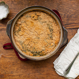Laurie Colwin's Creamed Spinach With Jalapeño Peppers