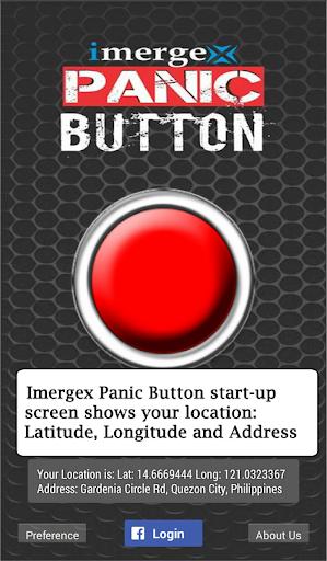 Imergex Panic Button