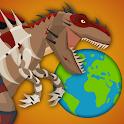 Hybrid Apex Dinosaur: World Rampage icon