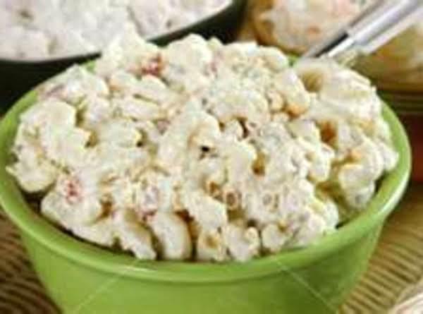 Tuna Macaroni Salad Recipe
