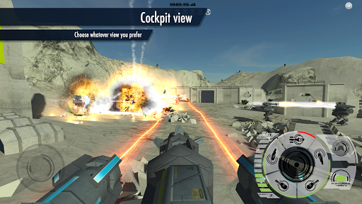 Mech Battle - Robots War Game 2.1.6 screenshots 2