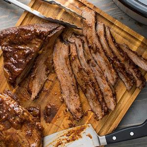 Slow Cookers BBQ Beef Brisket