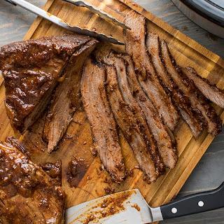 Slow Cookers BBQ Beef Brisket.