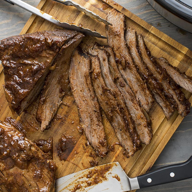 Slow Cookers BBQ Beef Brisket Recipe