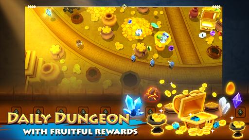 Code Triche Beast Quest Utimate Heroes APK MOD screenshots 4