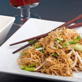 Spicy Chicken Lo Mein Recipes.