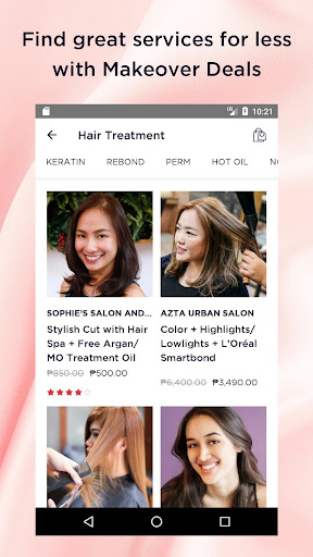 BeautyMNL - Shop Beauty in the Philippines 1.8.23 screenshots 5