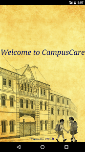 CampusCare- screenshot thumbnail