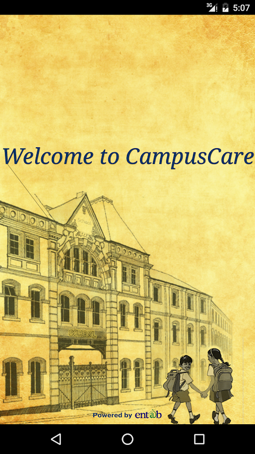 CampusCare- screenshot