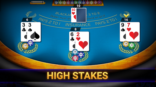 Blackjack Casino 2020: Blackjack 21 & Slots Free 2.8 screenshots 2