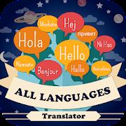 English to All Language Translator