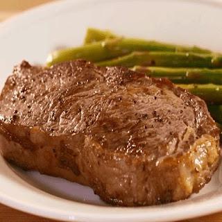 Easy Fried Pepper Steak.