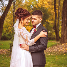 Wedding photographer Artem Skirmakov (AMSV). Photo of 30.10.2016