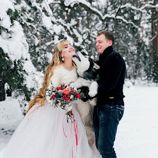 Wedding photographer Yuliya Velichko (Julija). Photo of 05.02.2018