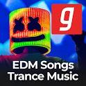 EDM Songs,Trance Music,House Music, EDM DJ Mix icon