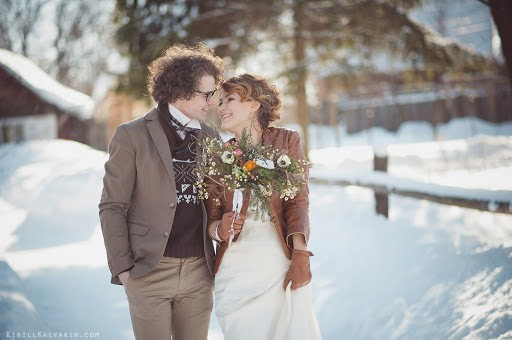 Photographe de mariage Kirill Kalyakin (kirillkalyakin). Photo du 04.04.2013