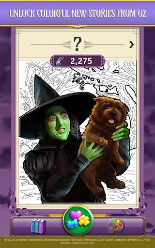 The Wizard of Oz Magic Match 3 Puzzles & Games filehippodl screenshot 2