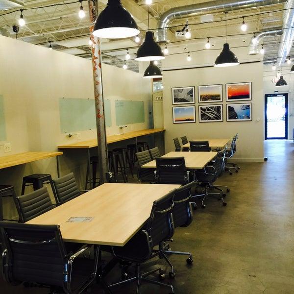 BerthHold Building Coworking spaces in Atlanta