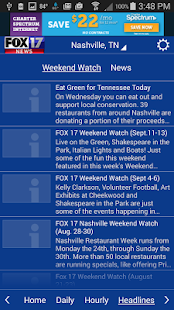 WZTV WX- screenshot thumbnail