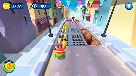Om Nom Run Mod Apk 1.0.1 (Unlimited Money) 9