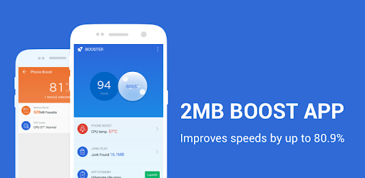 Speed Booster - Ram, Battery & Game Speed Booster - by