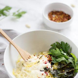 Spaghetti Squash Healthy Recipes