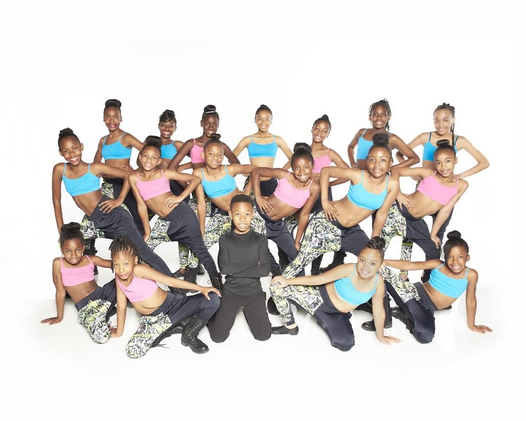Triple 7 Hip Hop Dance