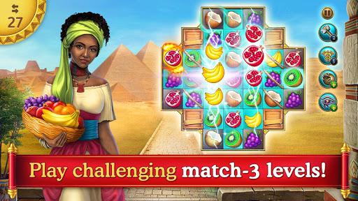 Cradle of Empires Match-3 Game 6.4.0 screenshots 1