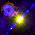 Universe Music Visualizer & Live Wallpaper icon
