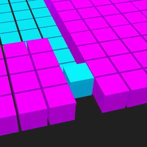 Color Fill 3D Icon