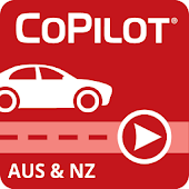 CoPilot Australien + NZ GPS